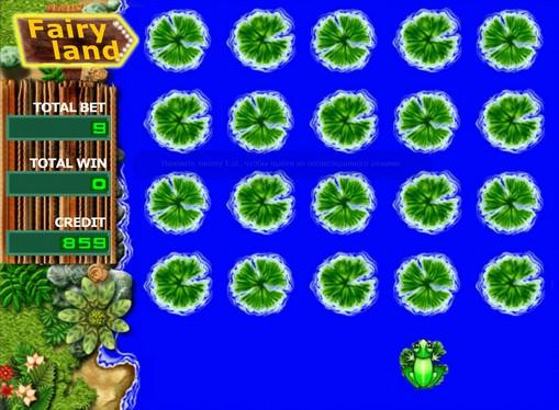 Bonuspeli slotissa Fairy Land