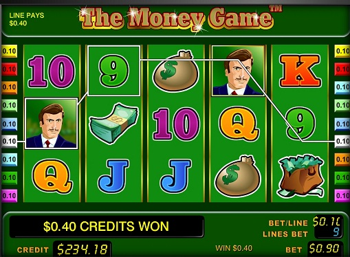 Money Game pelaa peliautomaattia verkossa