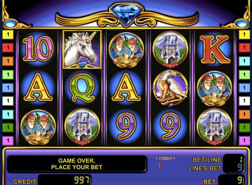 Unicorn Magic pelaa peliautomaattia verkossa rahaksi